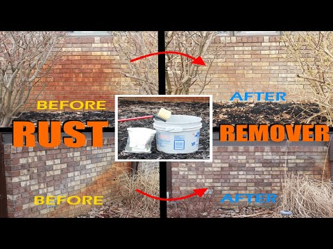 Rust Remover - Best Way To Get Rid Of Rust Stain - Oxcalic Acid