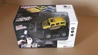 Міні RC автомобіль іграшки, монстр єті вантажівка, рок 4х4 радіокерований краулер, RC баггі, привід на 4 колеса RC автомобіль Hummer. ec-hobby.com
