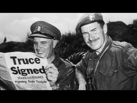 Why Hasn't The Korean War Ended? It's Been 65 Years. | NYT News
