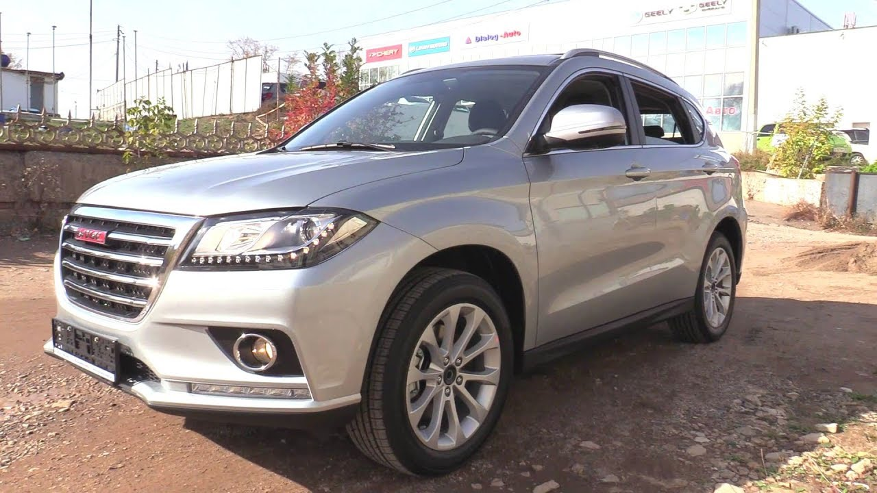 2018 HAVAL H2. Start Up, Engine, and In Depth Tour.