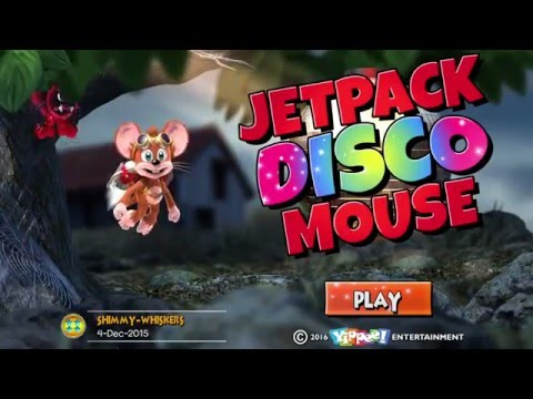 Jetpack Disco Mouse Preview