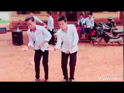 Khmer Bek PSN Zin  Style Dance in Club Remix DJ khmer