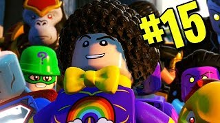 DARKSEID POKONANY KONIEC! LEGO DC Super-Villains - LEGO DC SUPER ZŁOCZYŃCY   BROT