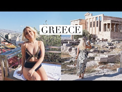 LAST SUMMER HOLIDAY TO ATHENS, GREECE | DC Diaries #30