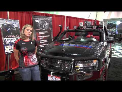 LIVE from Ohio Technical College's booth at the 2011 SEMA Show