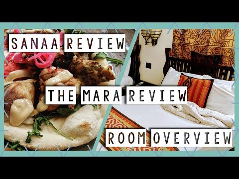 Ultimate Animal Kingdom Kidani Village Review | Sanaa & The Mara Dining Reviews | Room Overview