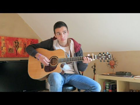 Mathis Poulin - Cover - Pierre Perret