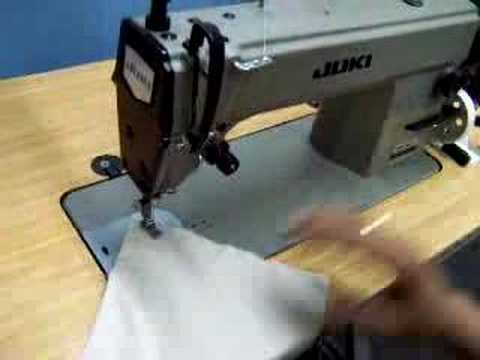 Juki DDL 5550 Single Neeedle Sewing Machine