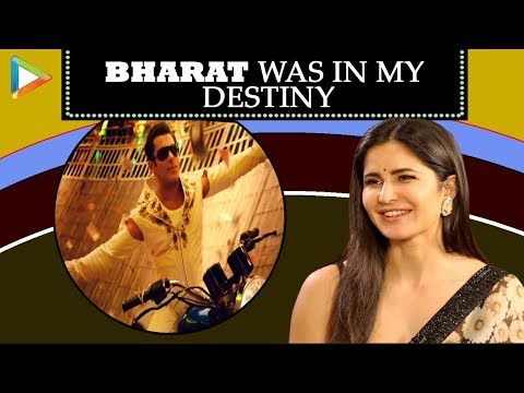 Madam Sir Katrina Kaif's EXCLUSIVE on Bharat | Salman Khan | Ali Abbas Zafar