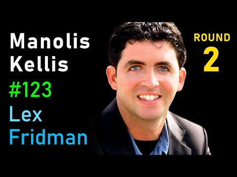 Manolis Kellis: Origin of Life, Humans, Ideas, Suffering, and Happiness   Lex Fridman Podcast #123