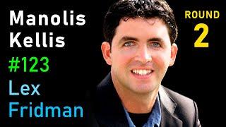 Manolis Kellis: Origin of Life, Humans, Ideas, Suffering, and Happiness | Lex Fridman Podcast #123