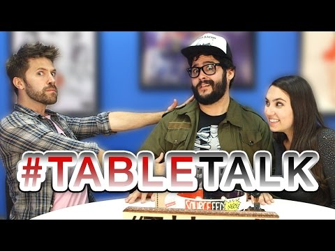 Joe's Baby Beat Box and Comic Adaptations on #TableTalk!