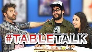 Joe's Baby Beat Box and Comic Adaptations on #TableTalk!