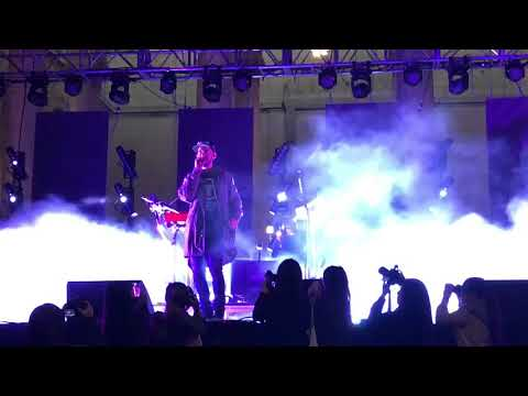 Sorry For Now [Live Debut] - Mike Shinoda (Linkin Park) - Identity LA - Los Angeles City Hall