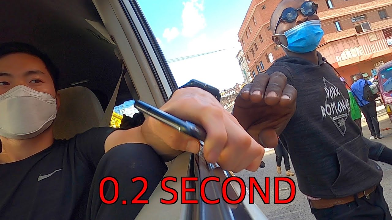 Download HOW PHONE SNATCHER IS TAKING YOUR PHONE IN 0.2 SECONDS / phone snatching