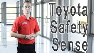 Toyota Safety Sense All You Need to Know!