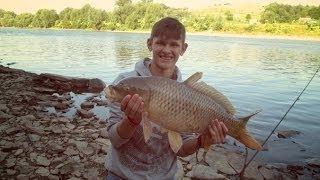 видео Йорж звичайний | Рибалка в Україні