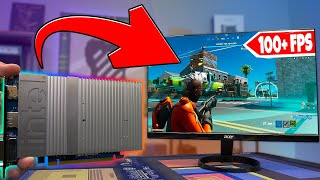 Gaming on Intel's Dedicated Graphics Card...Does it Suck?!