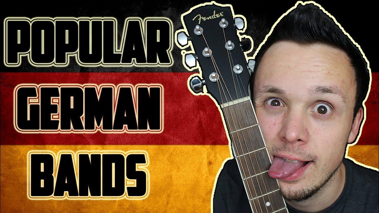 Popular German Bands / Music - Beliebte Deutsche Bands ...