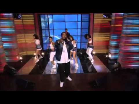 Sean Kingston - Seasonal love (LIVE! with Kelly and Michael)