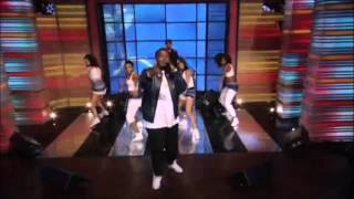 Sean Kingston - Seasonal love (LIVE! with Kelly and Michael)