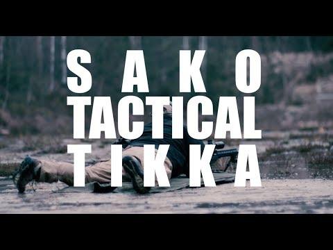 SAKO TRG 22, TIKKA T3x TAC A1 SYNTHETIC, #OBZORKORGAN
