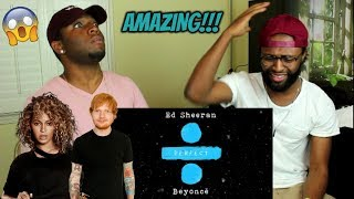 Download Lagu Ed Sheeran - Perfect Duet (with Beyoncé) [Official Audio] (REACTION) Mp3