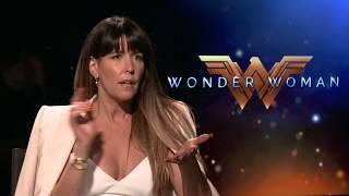 WONDER WOMAN - Patty Jenkins Interview