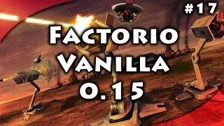 Factorio 0.15 - Vanilla - Part 17 - First Nuclear Reactor Setup! 2 Reactor Design! 160MW!