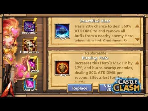 ENCHANTMENT PROGRESS! Castle Clash