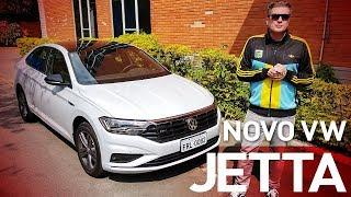 Novo VW Jetta R-Line 2019 - Melhor que Corolla e Civic? - A Roda #56