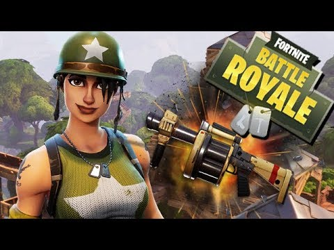 Fortnite Battle Royale Gameplay German – FLUCH STREAM