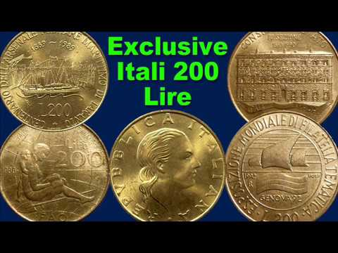 Have You this Coins ? Italian Commemorative Coins : Watch Full Video