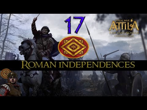 Attila: Total War - The Last Roman - Epic Battle ! An attack From Both Sides(Vh/VH) 17