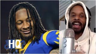 Todd Gurley is too slow to wear Deion Sanders' No. 21 jersey –Bomani Jones | Highly Questionable