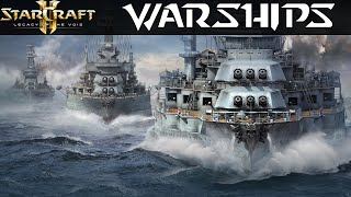 Warships - Starcraft 2 mod