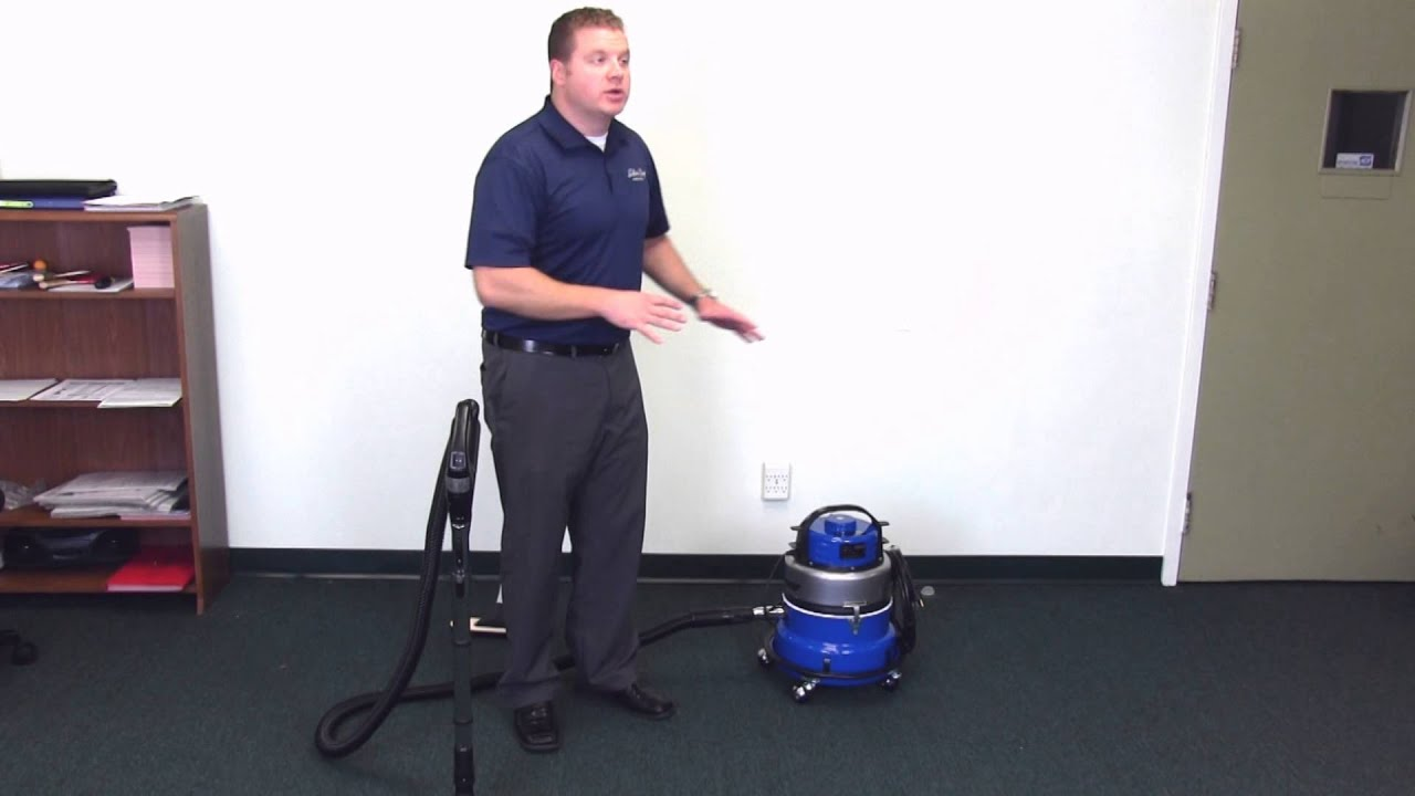 Proper Vacuum Technique For Your Silver King Blue Max 2000