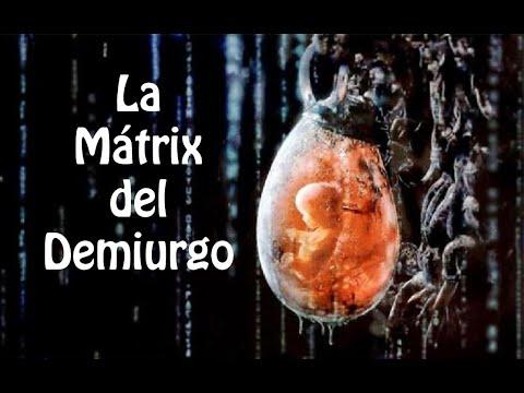 La Mátrix del Demiurgo: yahveh, jehovah, Satanás...