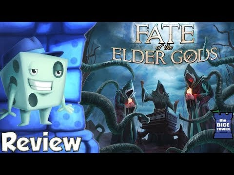 Fate of the Elder Gods Review - with Tom Vasel