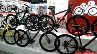 видео Велосипеды Аист