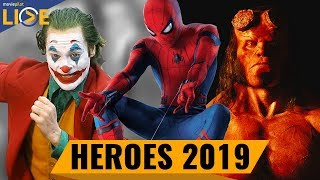 Avengers 4: Endgame, Joker, Hellboy - Diese Helden erwarten uns 2019 | moviepilot Livestream