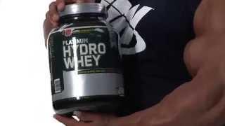 Optimum Nutrition Platinum Hydro Whey Review