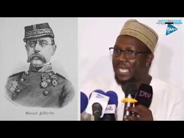 Pr Cheikh Oumar Diagne se prononce sur le maçonnerie au Senegal et en Afrique