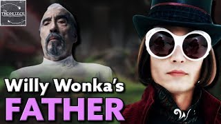Charlie and the Ch๐colate Factory: Willy Wonka's Dad Explained! [Theory]