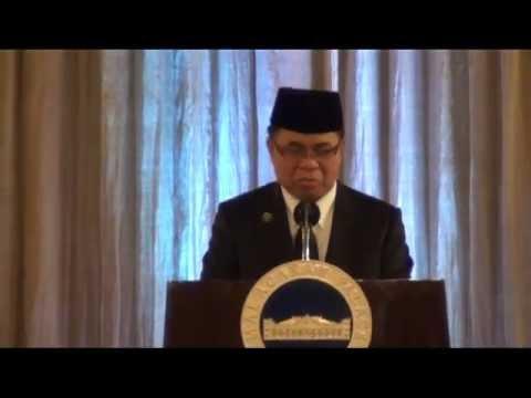 Speech of MILF Chair Ebrahim Murad during the signing of the Framework Agreement