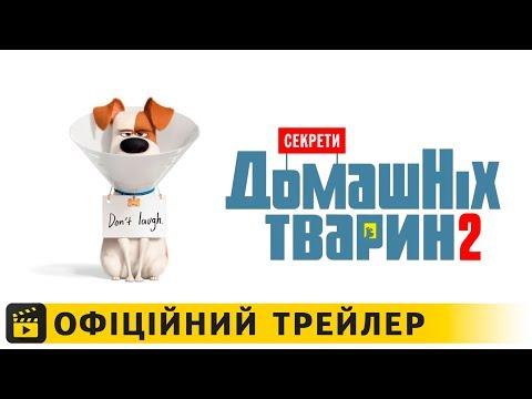 трейлер Секрети домашніх тварин 2 (2019) українською