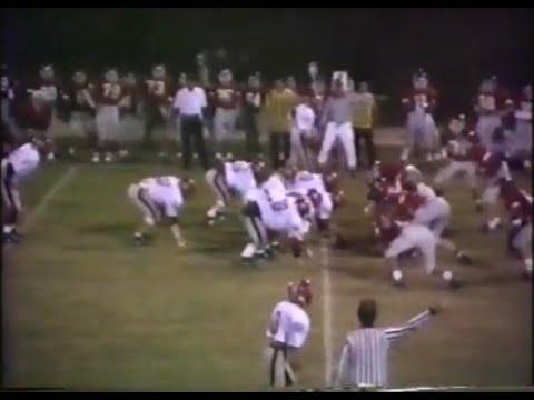 1990 Briarwood Academy Buccaneers at George Walton Academy Bulldogs (football)