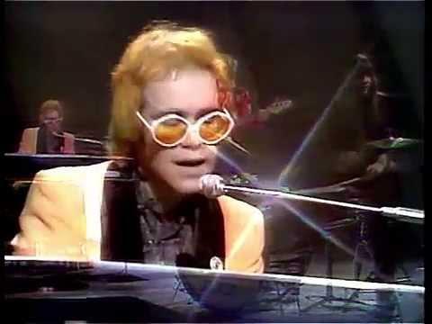 Elton John - Daniel (Live On The London Weekend Show 1973) HD