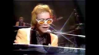 Elton John - Daniel (Live on the London Weekend Show 1973) HD