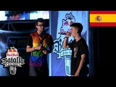 Kensuke vs Walls – 1º Y 2º Puesto: Barcelona, España 2017 | Red Bull Batalla De Los Gallos